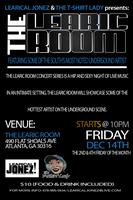 """""""The Learic Room"""" Concert Series"""