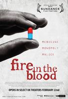Friends of MSF York Presents: Fire in the Blood