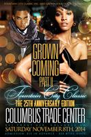 """Fountain City Classic Grown Folks After Party """"Grown..."""