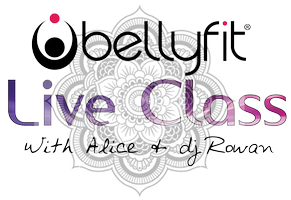 Pop-up Bellyfit Live with Alice and DJ Rowan
