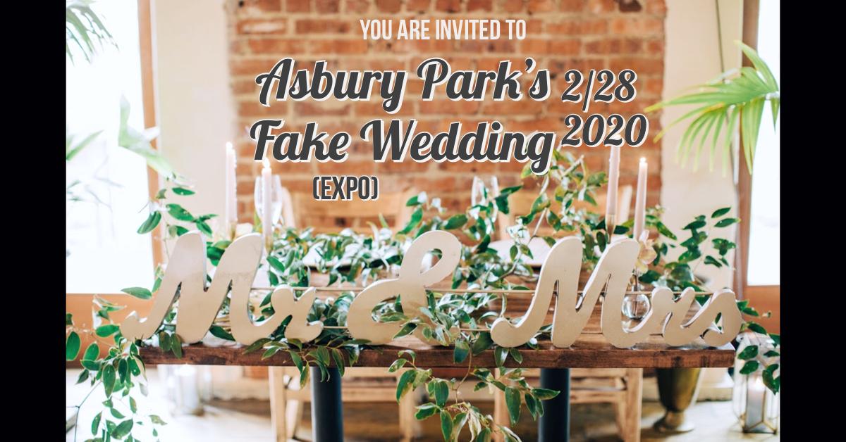 Fake Wedding Expo 2020