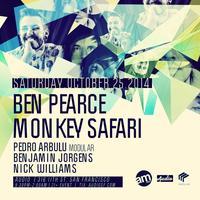 MODULAR - Monkey Safari & Ben Pearce