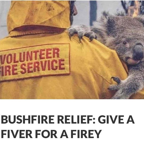 Zumba Bushfire Fundraiser