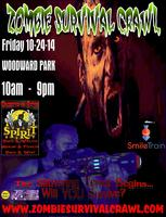 Halloween Festival & Zombie Survival Crawl