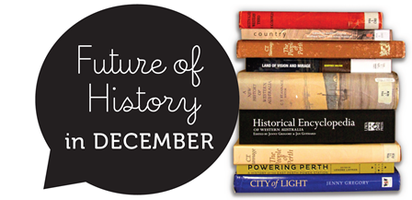 Be Inspired @ the State Library - Future of History