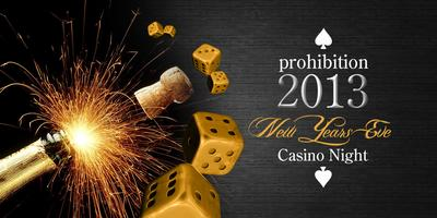 PROHIBITION 2012 - CASINO NIGHT