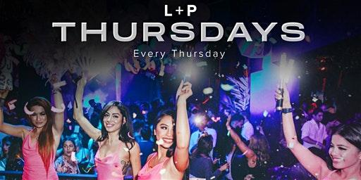 FREE Guestlist for Love + Propaganda THURSDAYS with TonightSF