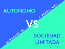 Autónomo VS Sociedad Limitada