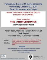 HUMAN TRAFFICKING: THE WHISTLEBLOWER