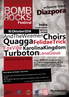 BombRocks Festival 2014