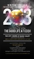 New Year's Eve Gala at CCQV