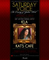 Def Jam Recording Artist K'LA Saturday Voice Spoken...