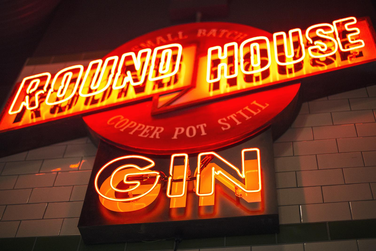 Roundhouse Gin School