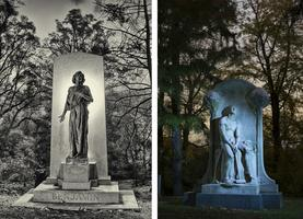 Night Photography Workshop at Woodlawn Cemetery