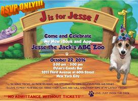 World-Famous Jack Russell Terrier, Jesse, Is Coming to...
