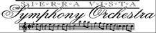 Sierra Vista Symphony Association logo