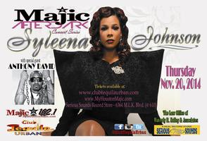 Majic After Dark with Syleena Johnson & Anthony David