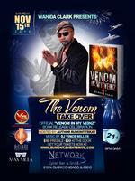 "Official ""Venom in My Veinz"" Book Release Celebration"