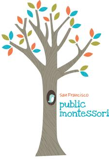 San Francisco Public Montessori School logo