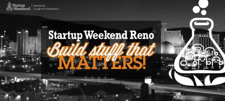 Startup Weekend Reno III/ Global Startup Battle 2014