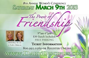 The Power of Friendship Women's Conference