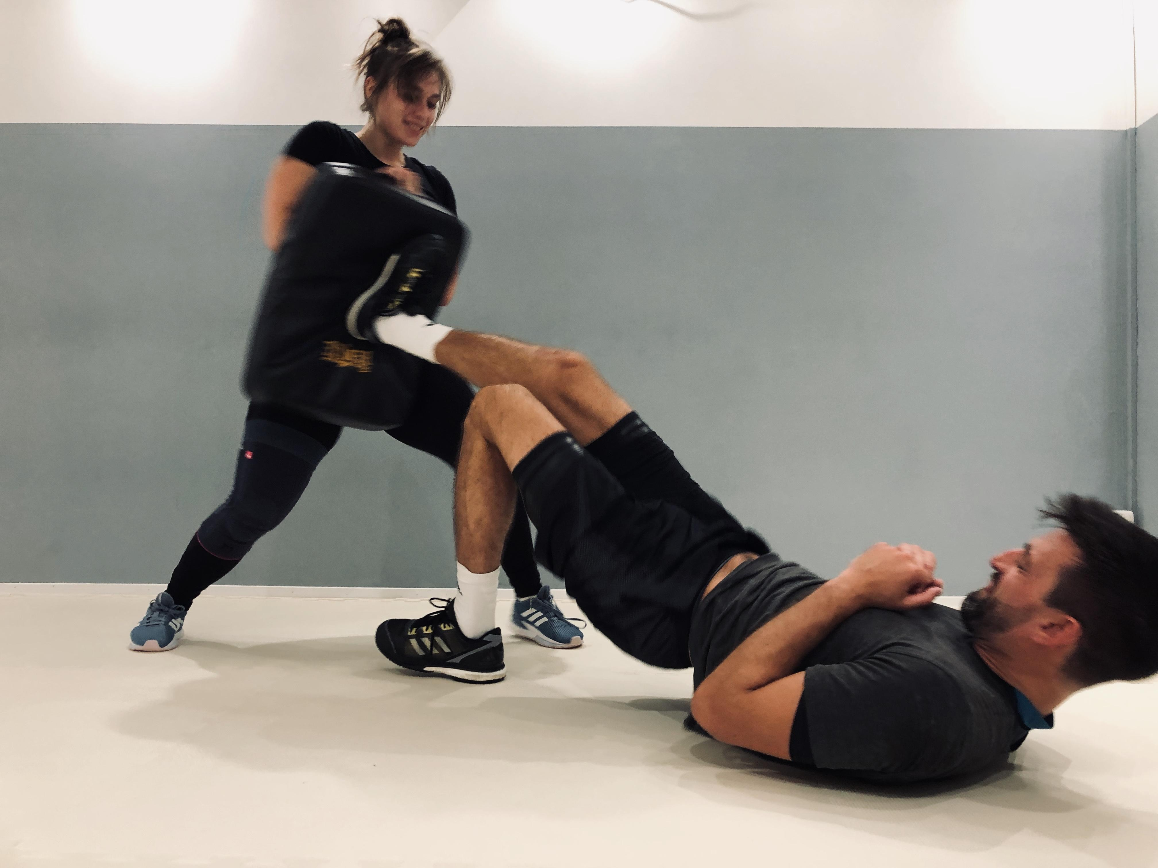 YCF Regular Krav Maga Training Cologne - Reservierung