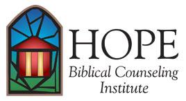 Biblical Counseling Institute - Marriage