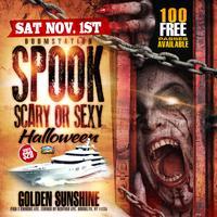 """SPOOK"" Boom Station Halloween Midnight BoatRide"