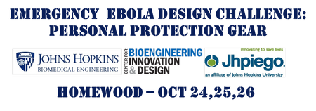 Emergency Ebola Design Challenge: Personal Protection...