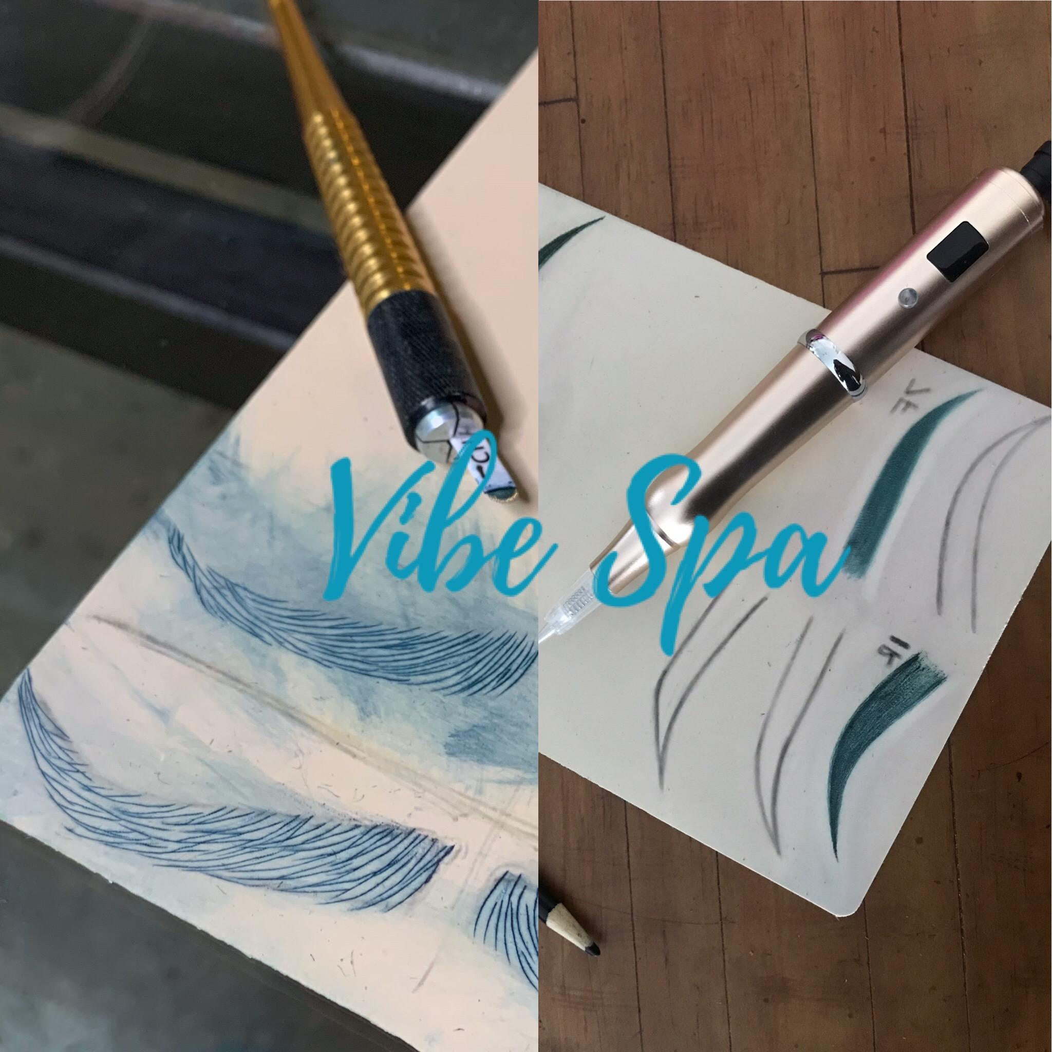2-Day MICROBLADING & OMBRÉ SHADING DUO TRAINING by Vibe Spa & Academy