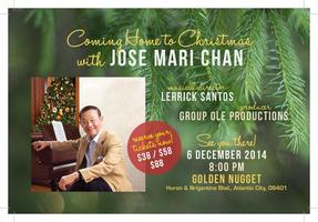Jose Mari Chan - Coming Home to Christmas