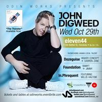 John Digweed | Oct 29 - Honolulu