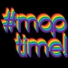 Maptime Madison logo