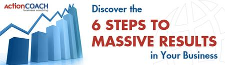 Six Steps to a Great Business