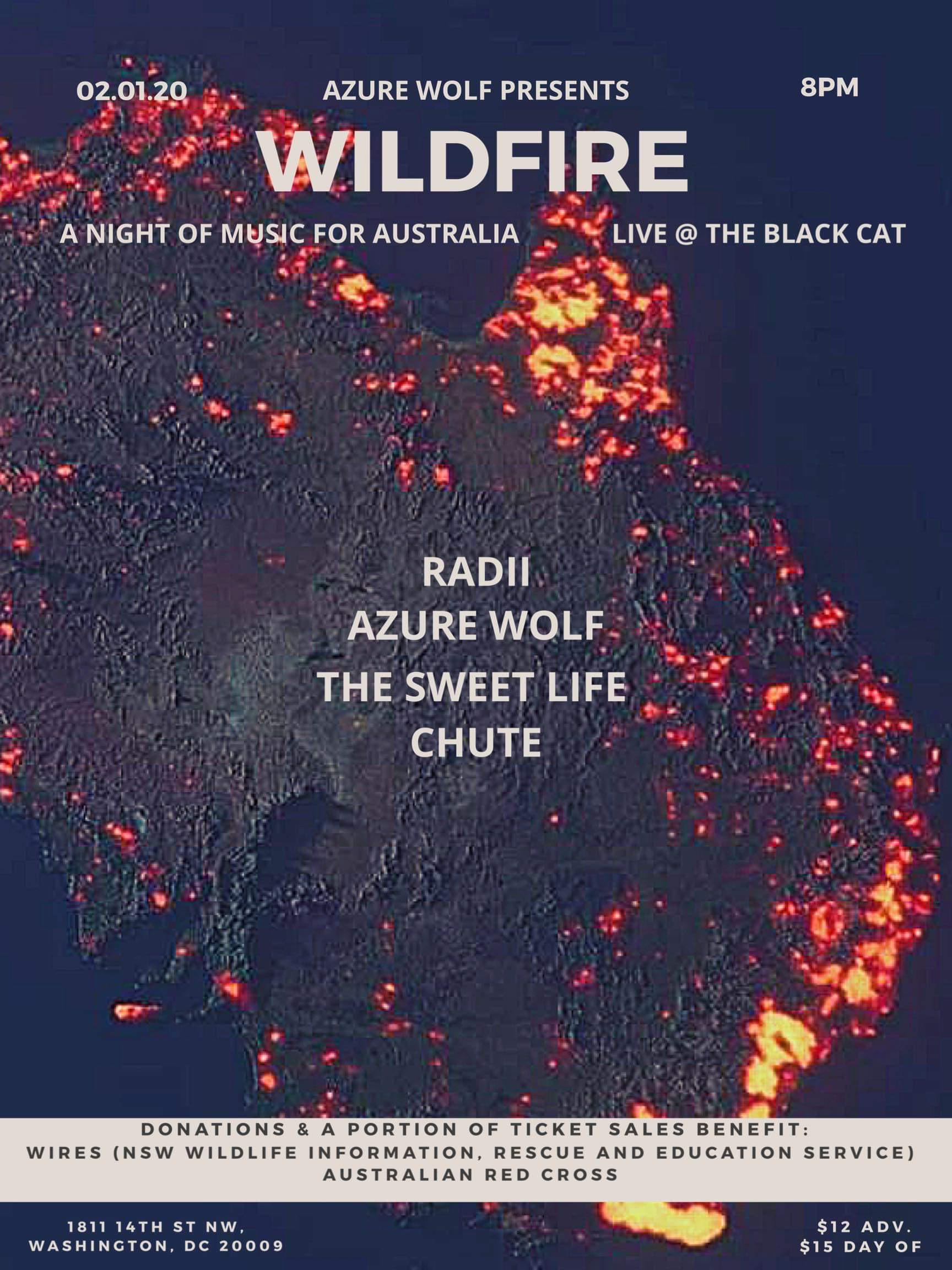 Wildfire: A Night of Music for Australia