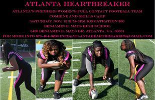 Atlanta Heartbreakers Combine and Skills Challenge