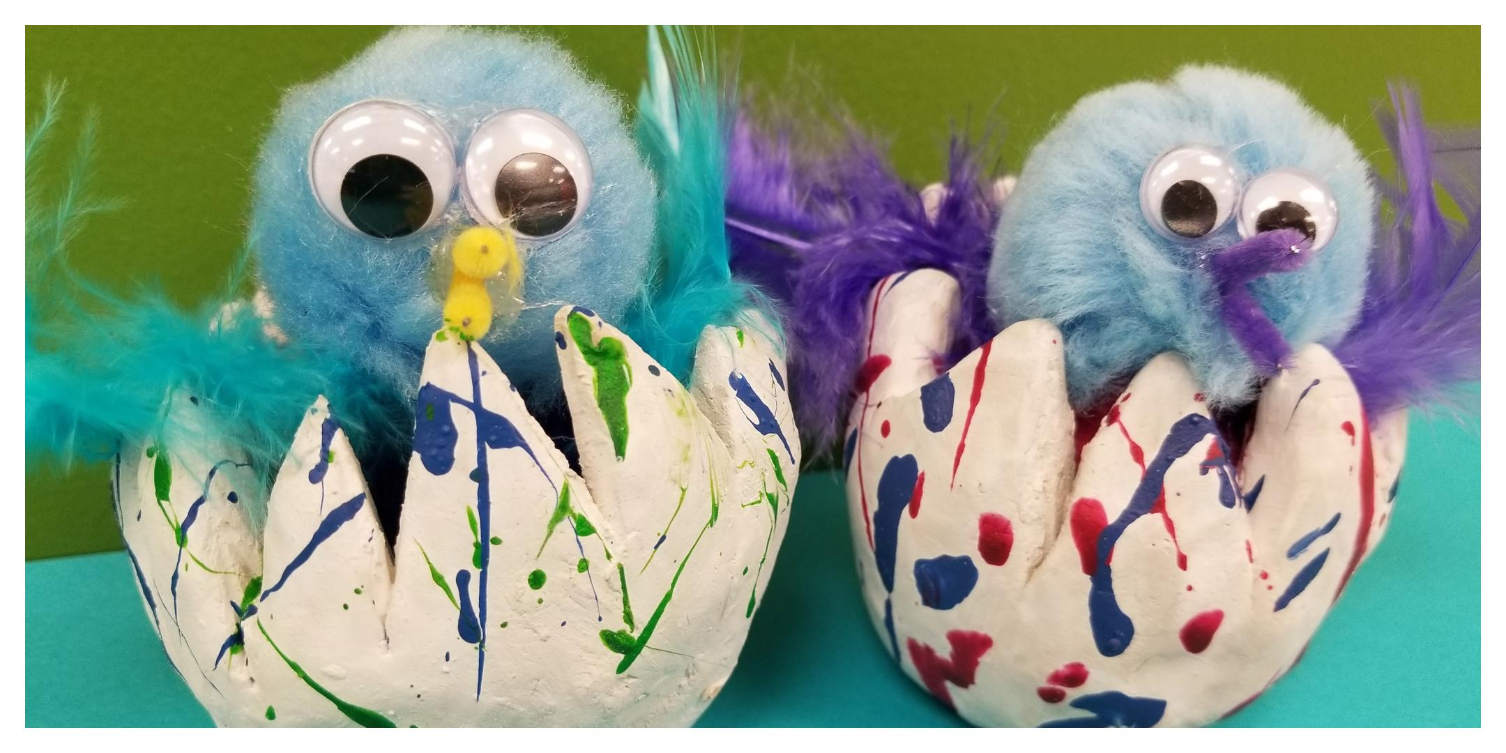 Mommy's Time Off- Hatchimals (3-9 Years)