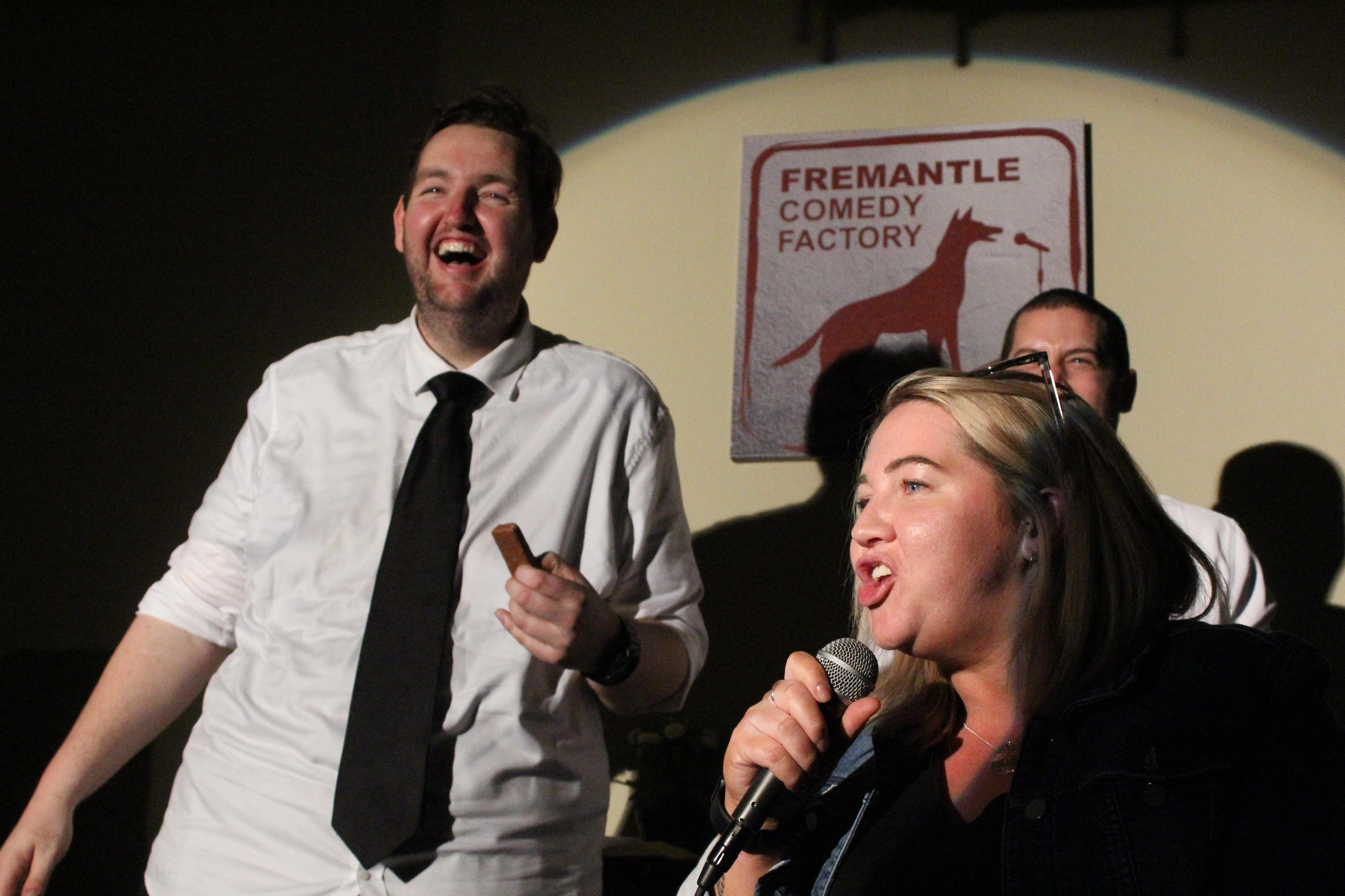 Fremantle Comedy Factory - Every Thursday Night @ the Sail and Anchor