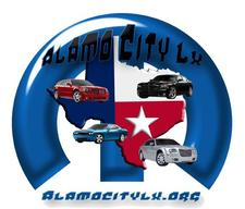 Alamo City LX Modern Mopar logo