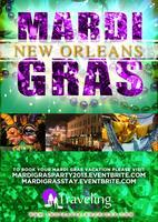 MARDI GRAS PARTY BUS 2013