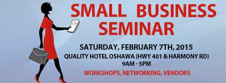 Small Business Seminar Feb 2015