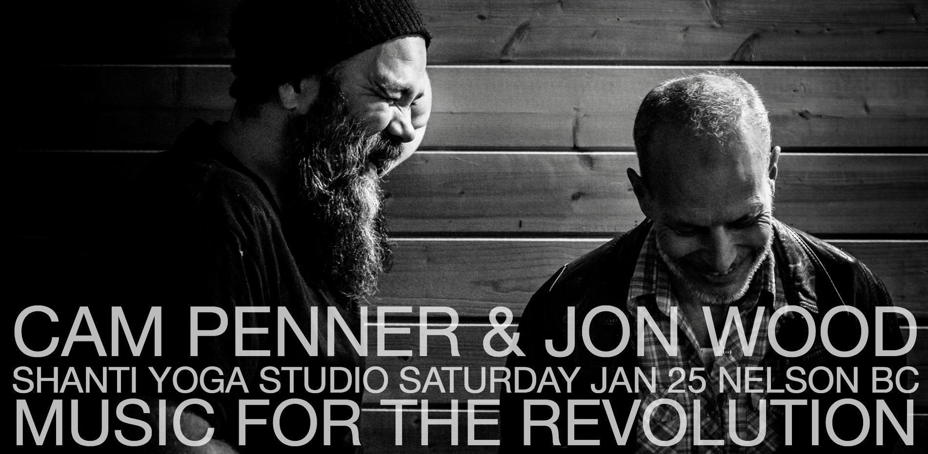 Cam Penner & Jon Wood Making Musical Love