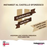 Instameet al Castello Sforzesco