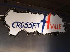 CrossFit Hville logo