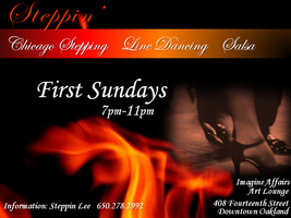 Steppin' Out on First Sundays