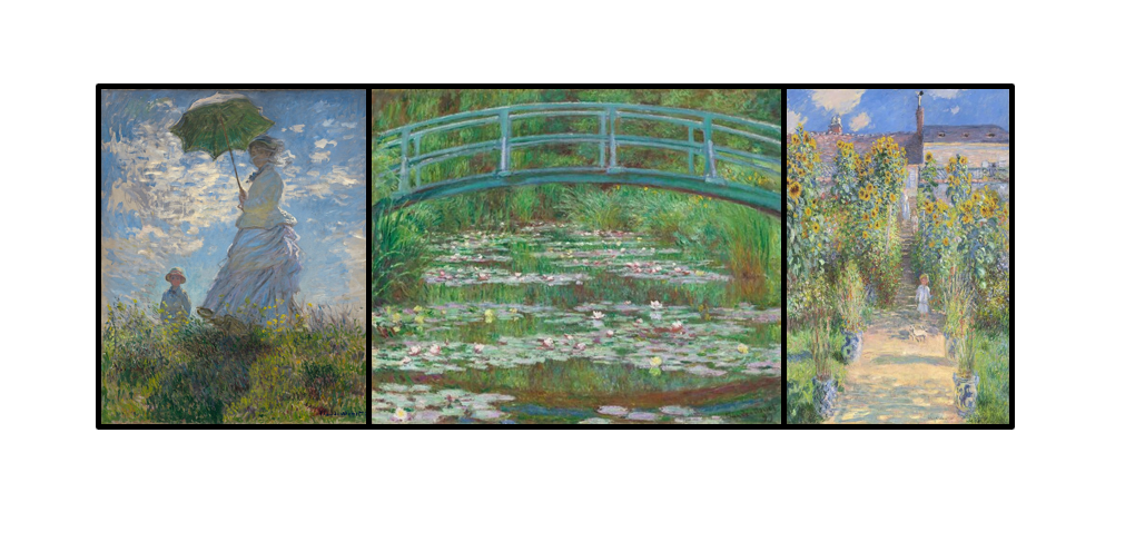 The Claude Monet & Impressionism Tour at the National Gallery of Art