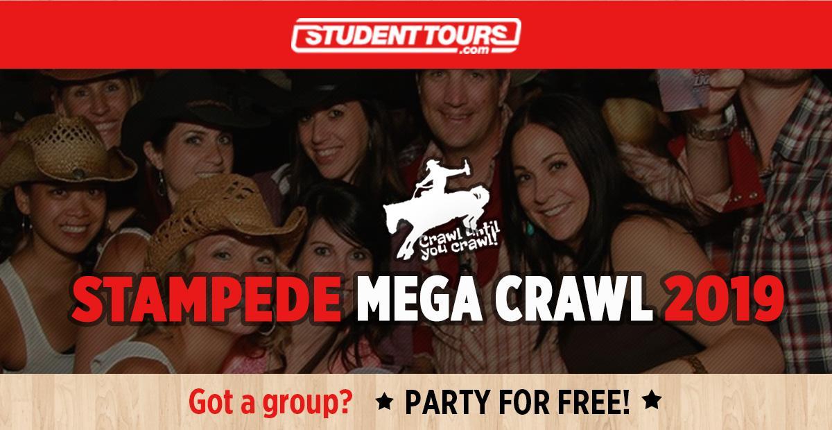 STAMPEDE CLUB CRAWL 2020 | SAT JULY 4th (GRETA BAR)