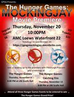 GPSG's Mockingjay Movie Premiere