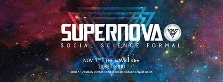 """Supernova"" SSSC Formal"