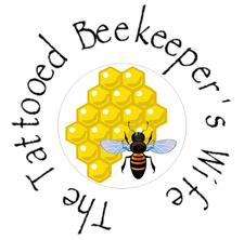 The Tattooed Beekeeper's Wife logo